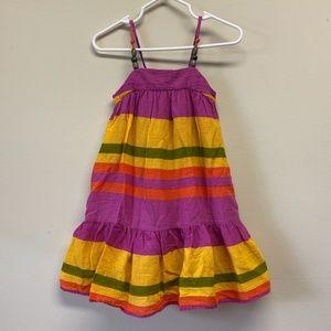 BabyGap Striped Strappy Dress